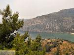 Vanaf Alyki naar het klooster Archangelou   Thassos   Foto 2