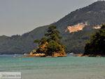 Makryammos - Strand bij Limenas (Thassos stad)   Foto 8