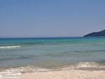 Makryammos - Strand bij Limenas (Thassos stad)   Foto 10