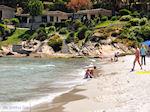 Makryammos - Strand bij Limenas (Thassos stad) | Foto 11